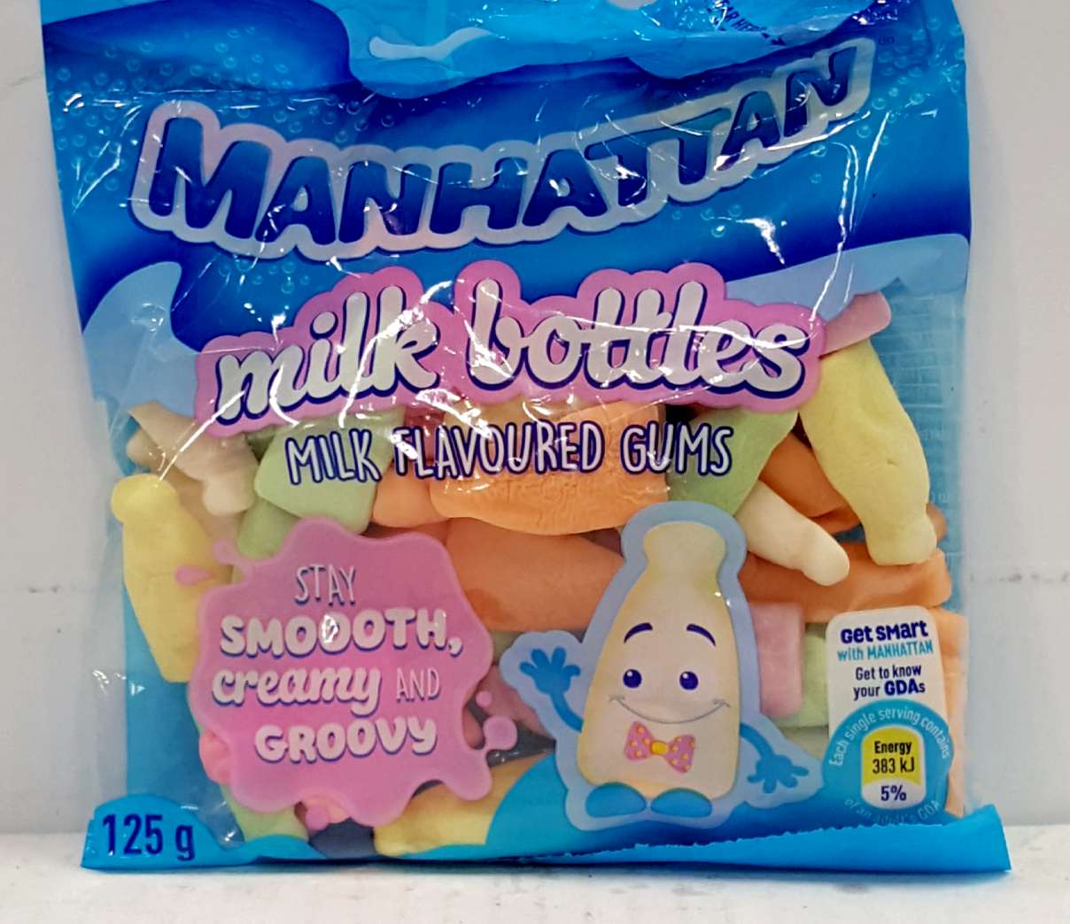 how to make milk bottle sweets