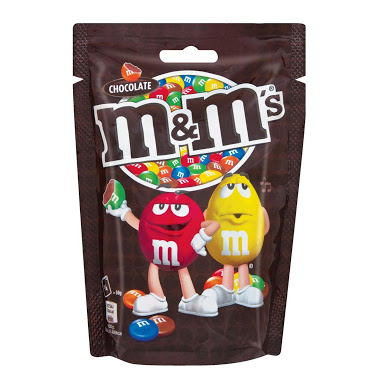 Mars M&M Chocolate 200g