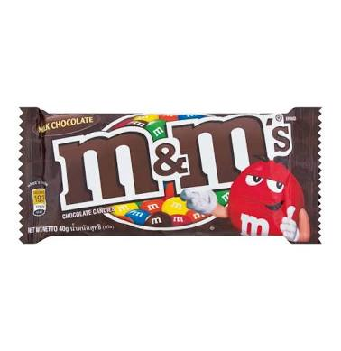 Mars M&M Chocolate 24x45g