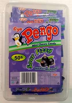 Oya Pengo Sour Fizzy Blackcurrant 50's