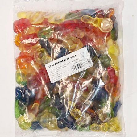 Cartoon Candy Yummy Gummy Dummies 900g