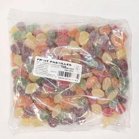 Cartoon Candy Yummy Gummy Fruit Pastilles 750g