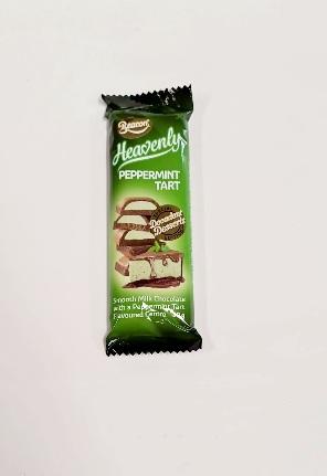 Beacon Peppermint Tart Slab 24x80g